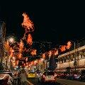 2. Light-up at South Bridge Road