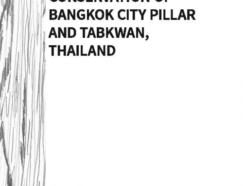 Conservation of Bangkok City Pillar and Tabkwan, Thailand