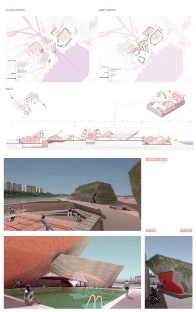 Rethinking Singapore Sports Spaces - Munshi Toh & Thet Naung Oo