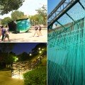 Chong keng Hua - Hub-to-Hub Urban Intervention, Bras Bash & Bugis