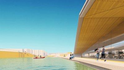 Rethinking Singapore Sports Spaces - Chong Shi Qing & Lee Yin Jie