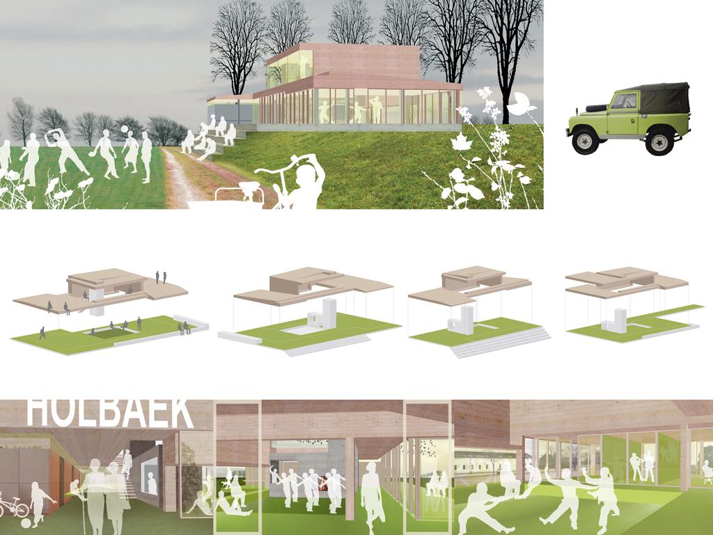 Oliver Heckmann - Danish Community Centre Prototype