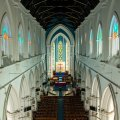 Nave of Saint Andrew's Cathedral (© Photography by Lim Shao Bin)