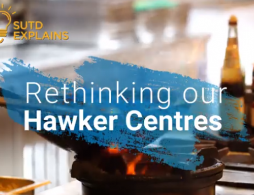 Rethinking the Singapore Hawker Centre: Exhibition and Symposium