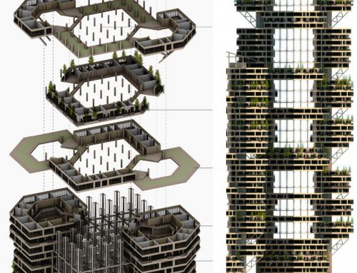 Verteco City, An Ecological Prototype for Hong Kong 2050