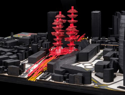 Megastructures of Neo Tokyo