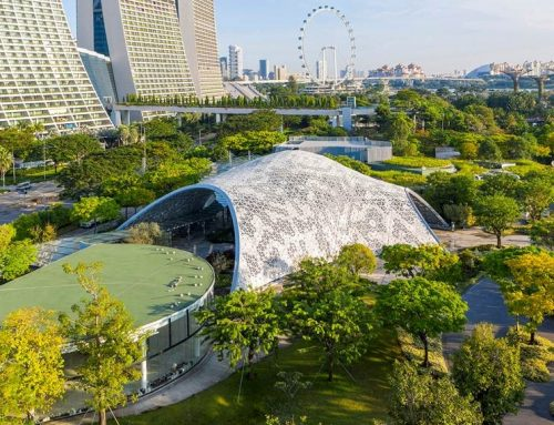 Congratulations to Professor Thomas Schroepfer and the Advanced Architecture Lab for clinching the 2021 iF Design award, the 20th award for The Future of Us Pavilion