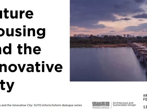 Future Housing and the Innovative City