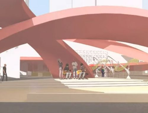 Resilient Designs: Post-COVID City Centre