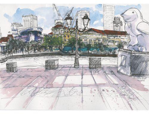 20.099 Urban Sketching