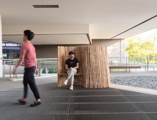 Bamboo Pavilion @ SUTD