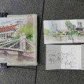 Yeo Kang Shua - Urban Sketching